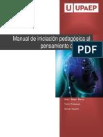 Manual Iniciacion Pedagogica PC
