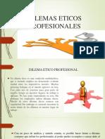 Dilemas Eticos Profesionales Nuevas