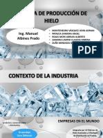Sistema de Produccion de Hielo