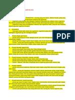 Resume Istilah Parasitologi