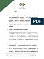 Ventajas Del Poliuretano y Principales Usos