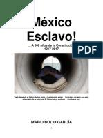 México Esclavo. Mario Bolio Garcia.pdf