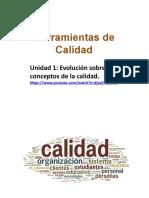 Herramientas de La Calidad-Evolución Del Concepto de Calidad (1)