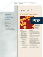 Extract Pages From Microbiology Ch5 6 7