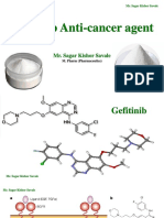 Gefitinib Anti-cancer Agent