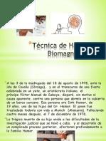 3 Focos Técnica de Hamer y Biomagnetismo