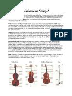mued 206 strings info sheet