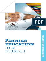 146428 Finnish Education in a Nutshell