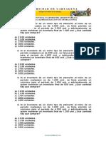 Ejercicio Compras 2017-2