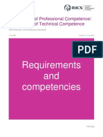Assessment of Technical Competence