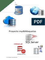 Proyecto mydbMaquetas