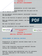 1.Medical Records Management