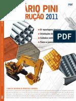 Anuário Pini 2011 - Construção Civil