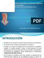 DINAMICA ESTRUCTURAL.CLASES.UPAO