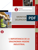 Presentacion Monitoreo Ocupacional SEGURITEC