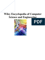 Encyclopedia of Computer Science and Engineering pdf