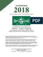 Kalender Masehi 2018 Lf Pwnu Jatim Ngawi