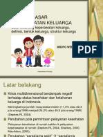 Konsep Keperawatan Keluarga (1)
