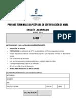 InglÇs Avanzado-B2. Comprensi¢n escrita. Prueba.pdf