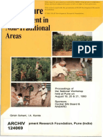 Sericulture Development in Non-traditional Areas