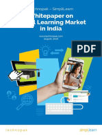Whitepaper on Digital Learning Market in India