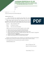 Surat Lomba Terrazone