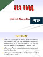 Abses Paru #.ppt
