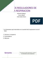 Centros Reguladores de La Respiracion. 2222