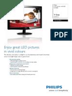 Philipps LED Monitor
