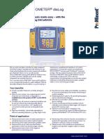 Flyer Dulcometer Dialog Daca Dacb En
