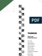 Notice Thomson ROC 6306