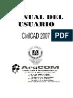 Manual de Usuario CivilCAD 2007