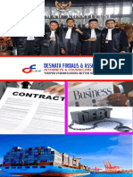 Full Profile Desnata Firdaus & Associate Law Office