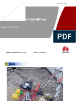 Telkomsel Standard Installation IRO