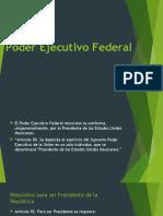 Poder Ejecutivo Federal Mexicano