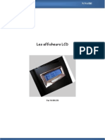Les Afficheurs LCD