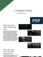 the imitation game trailer analysis