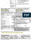 Grant spending reports submitted by the Save-A-Life Foundation to the CDC, 2004-07