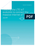 Leading the LTE IoT Evolution to Connect the Massive Internet of Things