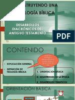 Construyendo Una Teología Bíblica