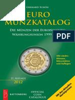 Schoen Euromuenzkatalog Klein