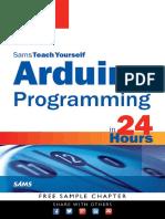sams teach yourself arudino programming in 24 hours.pdf