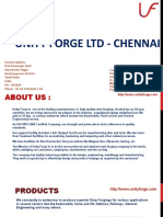 Unity Forge Chennai