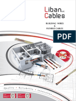 Bldg Wires & Flexible Cables Catalog