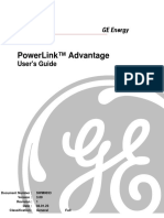 PowerLink Advantage V3.00 User's Guide