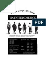 PC Armenia Cookbook