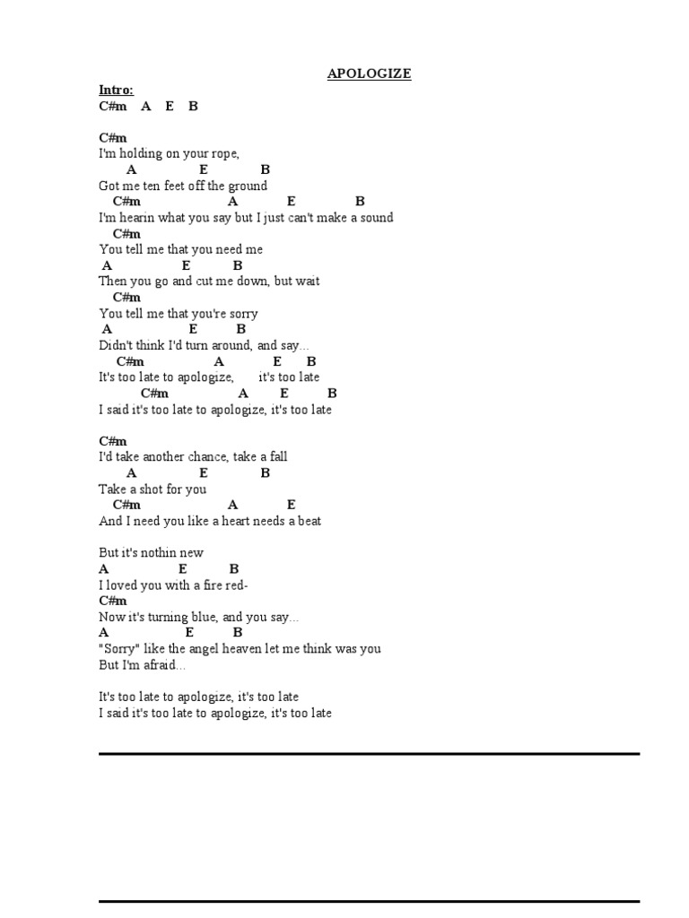 Contemporary She Used To Be Mine Chords Component Song Chords