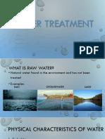Water Treament