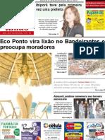 Jornal União - Edição de 15 à 30 de Agosto de 2010