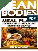 1 Lean Bodies Meal Plans